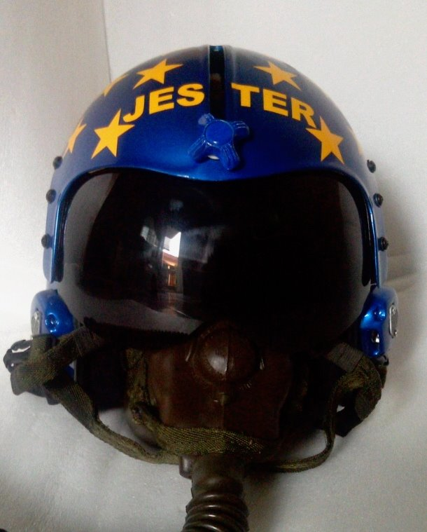 Jester Top Gun Helmet