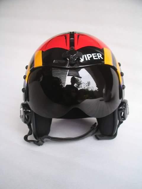 Viper Top Gun Helmet