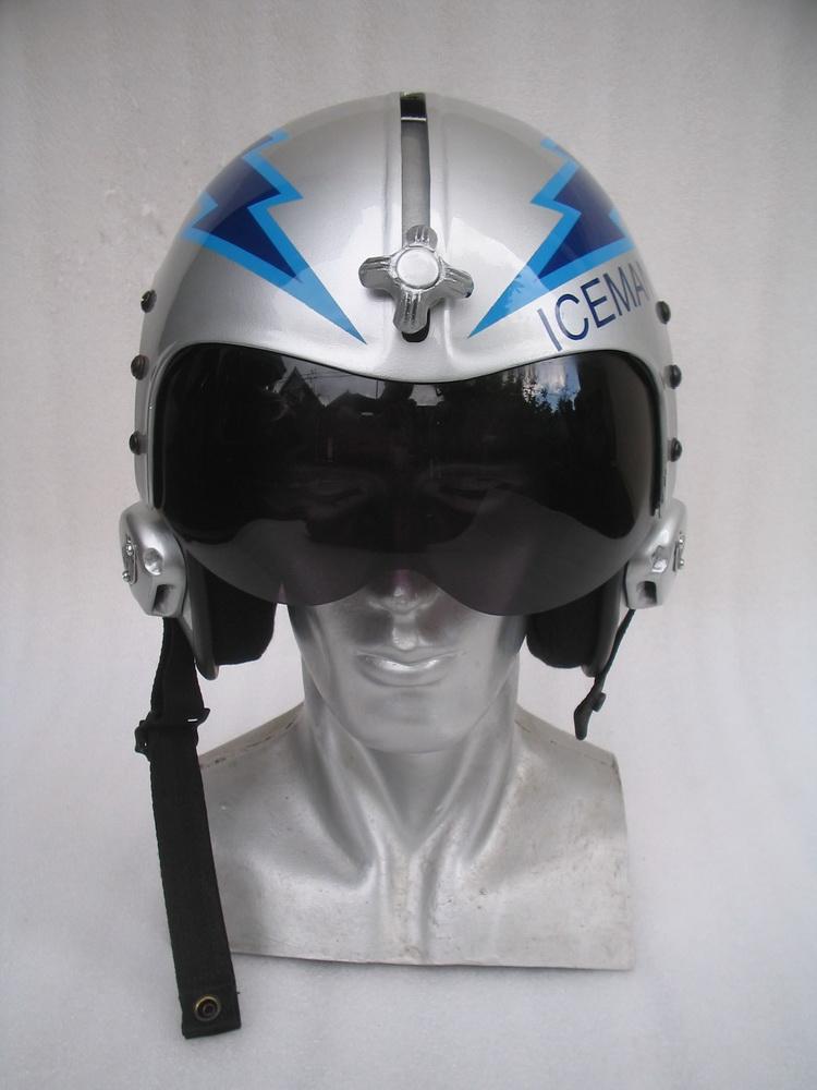 Iceman Top Gun Helmet