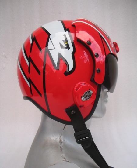 Helmet award decals