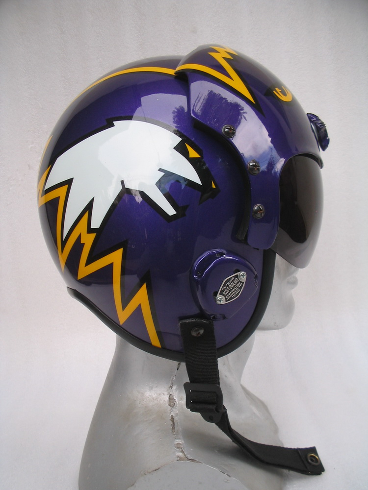 Cougar Top Gun Helmet